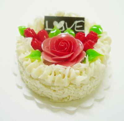 ラウンド型 ケーキ009