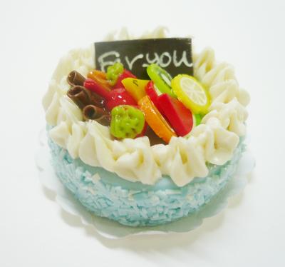 ラウンド型 ケーキ011