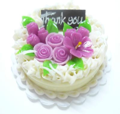 ラウンド型 ケーキ012