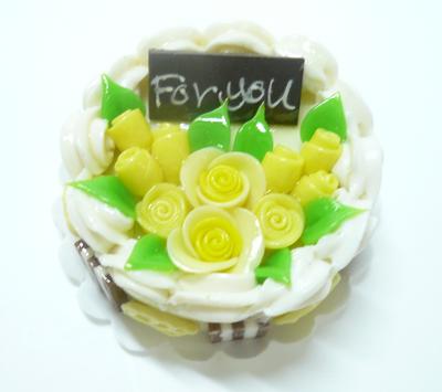 ラウンド型 ケーキ013