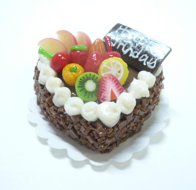 ハート型 ケーキ010