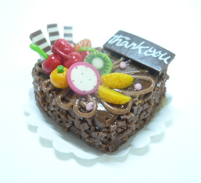 ハート型 ケーキ012