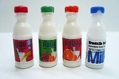 ミルク 4種類