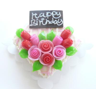 スクウェア型 ケーキ013