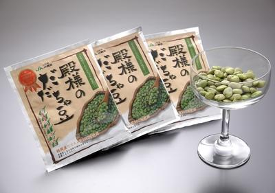 【鶴岡の逸品】殿様のだだちゃ豆 フリーズドライ(6袋)