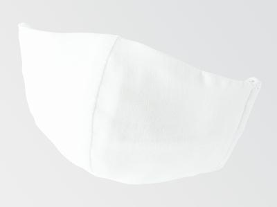 シルクマスク 白(ホワイト)