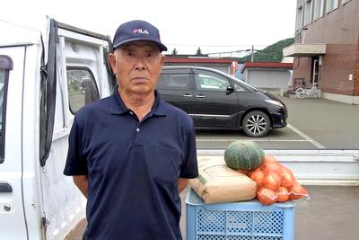松本茂 かぼちゃ10kg