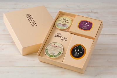 物産振興会 ふらのチーズ工房4点セット【冷蔵】