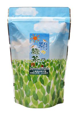 【朝の緑茶】松阪産初摘み茶葉100%