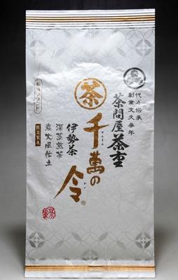 代々伝承 千萬の令(松阪産・深蒸し煎茶 袋/缶)