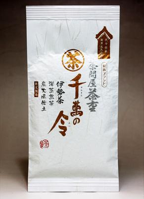 代々伝承 千萬の令(松阪産・深蒸し煎茶、平袋100g)