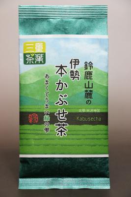 伊勢本かぶせ茶(80g平袋)