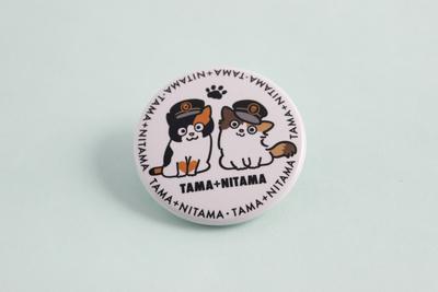 たま&ニタマ缶バッチ
