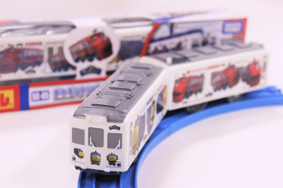 SC-05 チャギントンラッピング電車