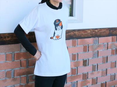駅長たま Tシャツ
