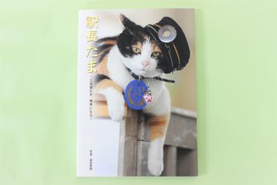 写真集 『たまの駅長』~三毛猫たま、電車になる~