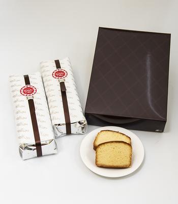 ブランデーケーキ2本入