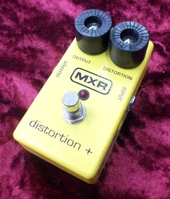 【MXR distortion+】
