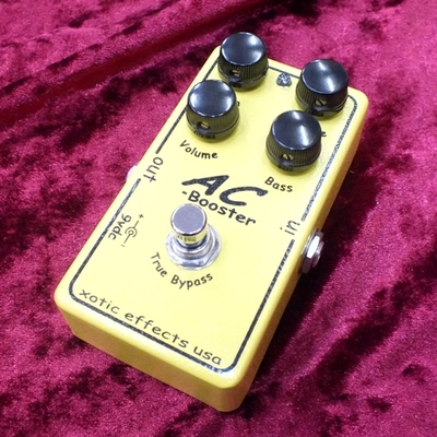 【Xotic AC Booster】used