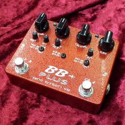 【Xotic BB PLUS】used