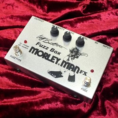 【MORLEY Cliff Burton Fuzz Box Metallica MCF】used