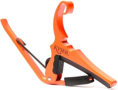 【Kyser/カイザー/Neon Orange/6弦用】