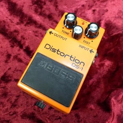 【BOSS DS-1 Distortion】
