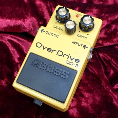 【BOSS OVER DRIVE OD-3】
