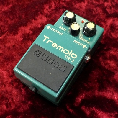 【BOSS TR-2 Tremolo トレモロ 】used