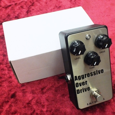 【E.N.T EFFECTS / Aggressive Over Drive】-used-