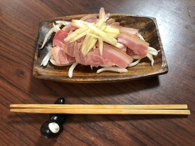 【フーズ和】島ひーじゃースライス(200g)