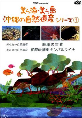 美ら海美ら島 沖縄の自然遺産シリーズ1  美ら海美ら島 沖縄の自然遺産シリーズ1