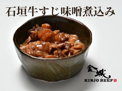 【特別企画】石垣牛すじ味噌煮込み5食セット
