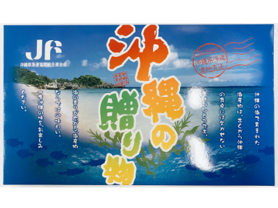 【JF沖縄漁連】加工品詰め合わせセット(10商品)