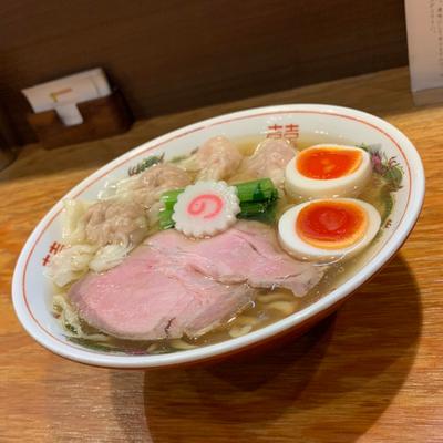 商品説明:白だしラーメン(キング製麺)