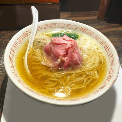 商品説明:煮干しラーメン(らぁめん小池)