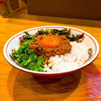 商品説明:たんたんたいわん混ぜ蕎麦(中華蕎麦にし乃/キング製麺)