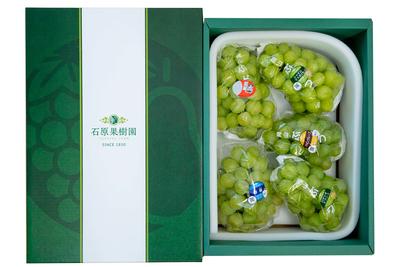 桃太郎1房・シャイン1房入り詰合せ(4kg箱)