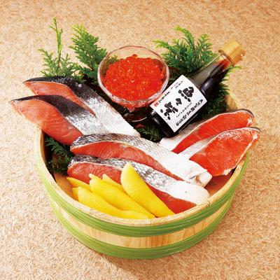 札幌タカショウ 鮭親子セット