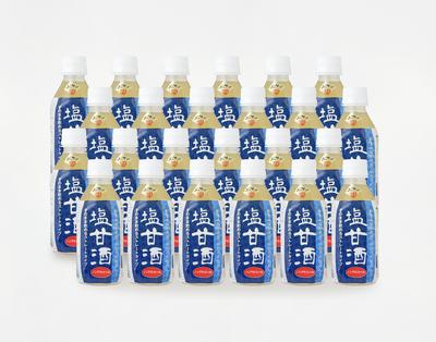 【会津山塩】塩甘酒24本