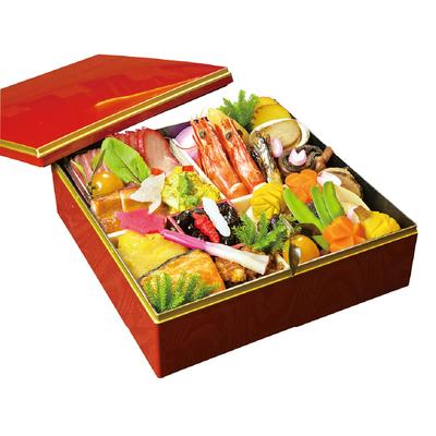 10〈福島エルティ〉 おせち一段重「華」