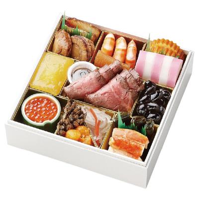 128〈日本料理 なだ万〉 冷凍おせち 多久味