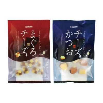 【石原水産】まぐろチーズ/チーズかつお
