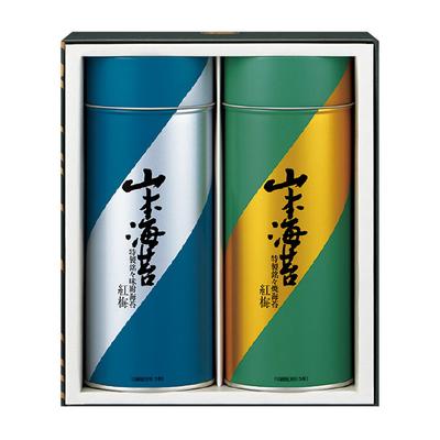 【山本海苔店】紅梅小缶詰合せ