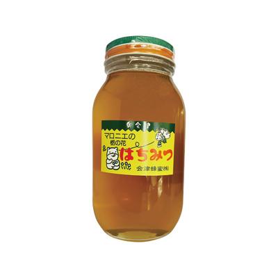 【会津蜂蜜】マロニエ