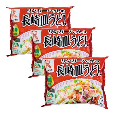 【リンガーハット】長崎皿うどん