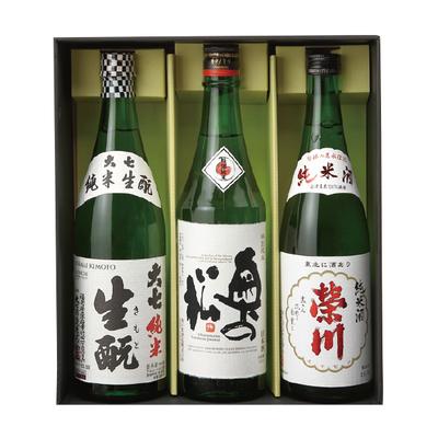 日本名門酒会 福島詰合せ