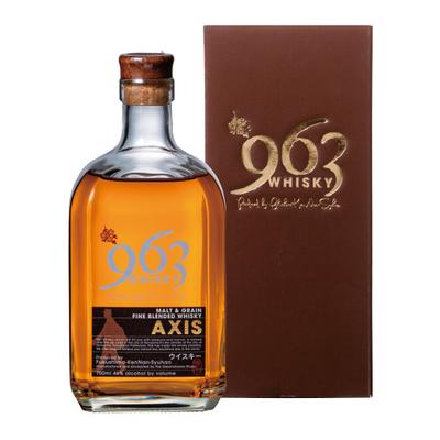 【郡山】963AXIS ブレンディットウィスキー