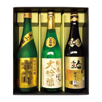 福島 純米大吟醸飲み比べセット