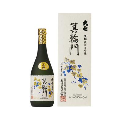 【二本松】大七 箕輪門 純米大吟醸